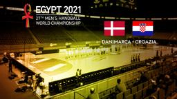 Danimarca - Croazia