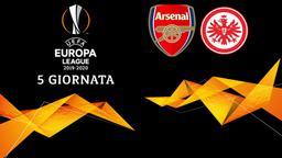 Arsenal - Eintracht F.. 5a g.