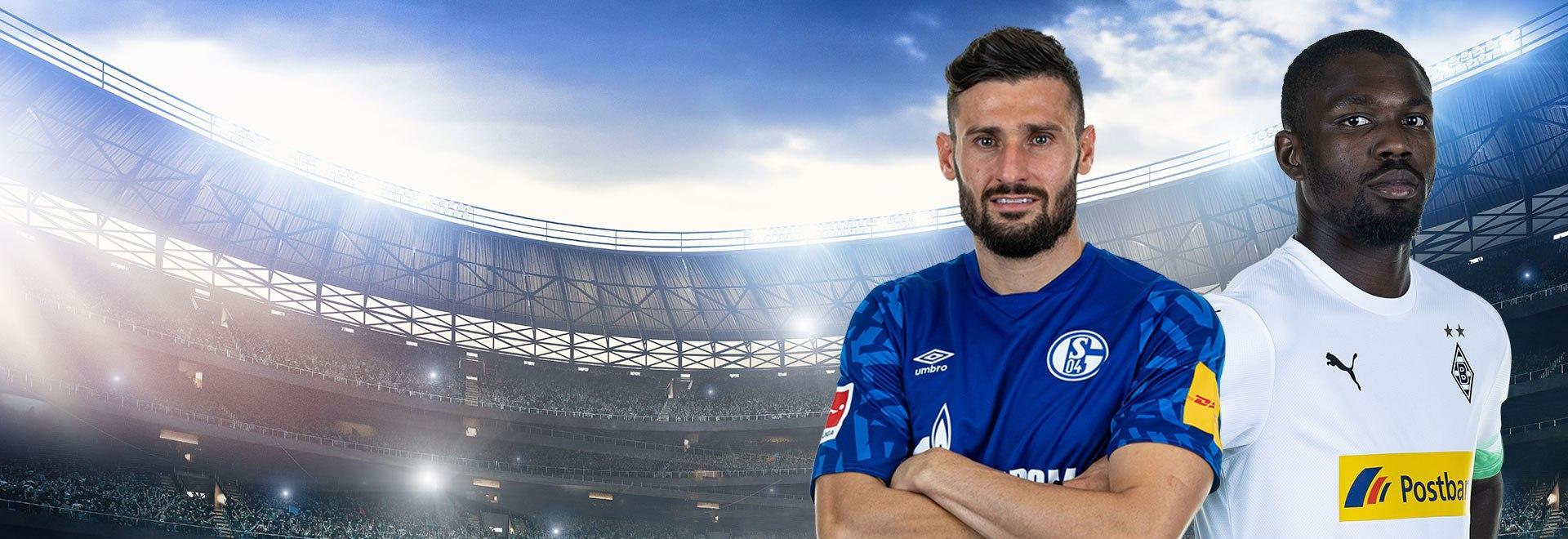 Schalke - Borussia M.. 18a g.