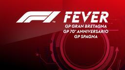 GP Gran Bretagna, GP 70° Anniversario, GP Spagna