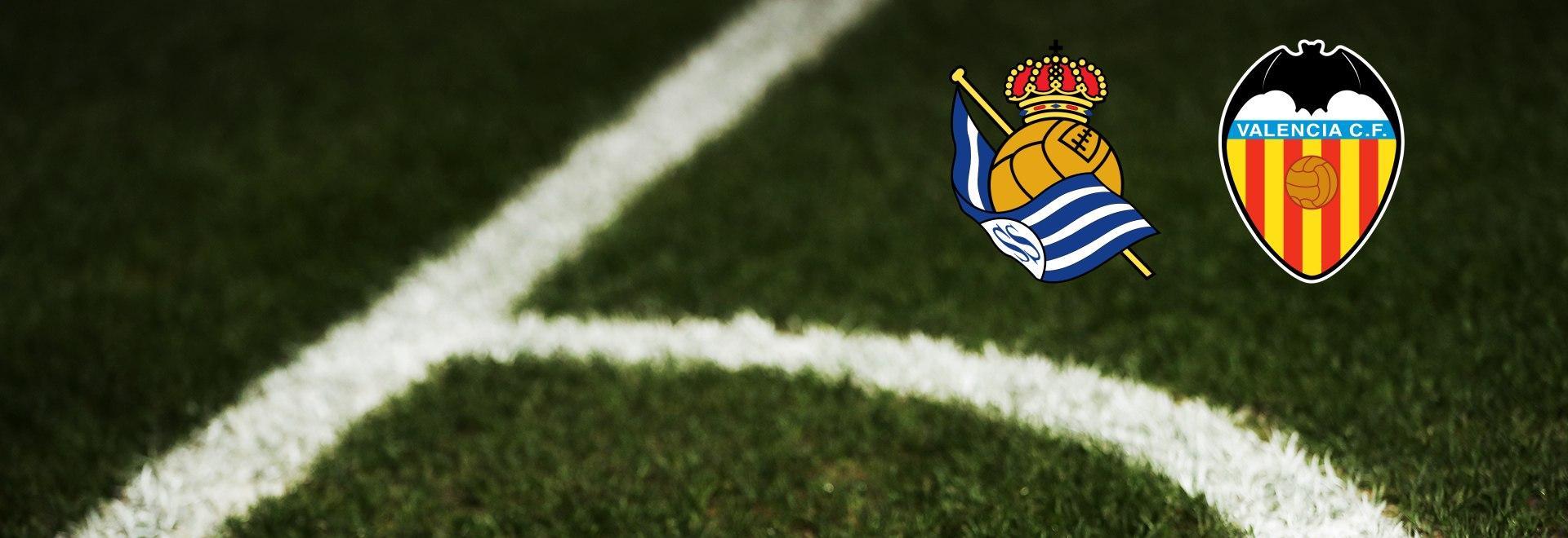 Real Sociedad - Valencia. 4a g.