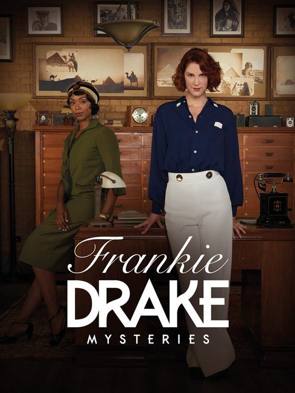 S1 Ep8 - Frankie Drake Mysteries