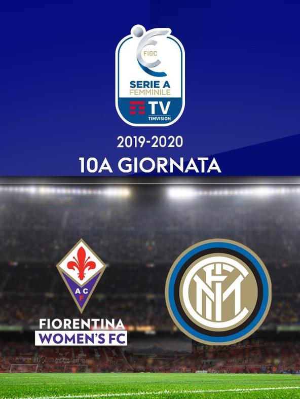 Serie A: Fiorentina - Inter  (diretta)
