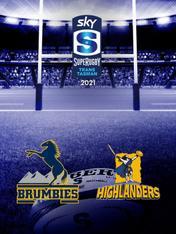 Brumbies - Highlanders