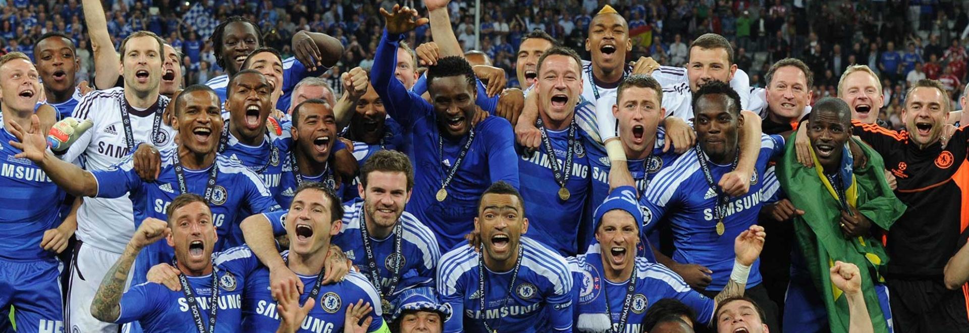 Speciale Chelsea Campione d'Europa