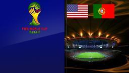 USA - Portogallo. Gruppo G. 2a giornata