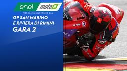 GP San Marino. Gara 2