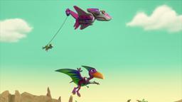 Dino Soccorso: i cuccioli salvano uno pterodattilo / Dino Soccorso: i cuccioli e il grande rombo
