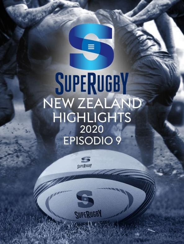 Super Rugby New Zealand Highlights