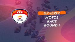 GP Jerez Round 1: Moto3. Race