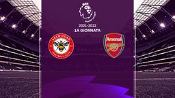 Brentford - Arsenal