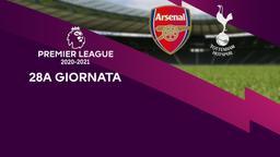 Arsenal - Tottenham. 28a g.