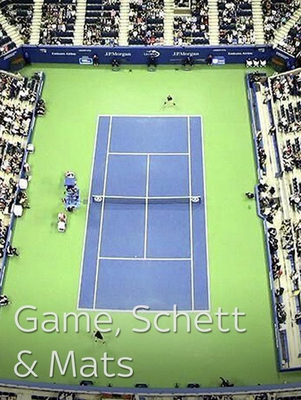 Tennis: Game Schett & Mats