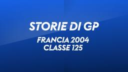 Francia, Le Mans 2004. Classe 125