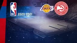 LA Lakers - Atlanta