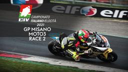 GP Misano. Moto 3