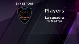 La squadra di Mattia