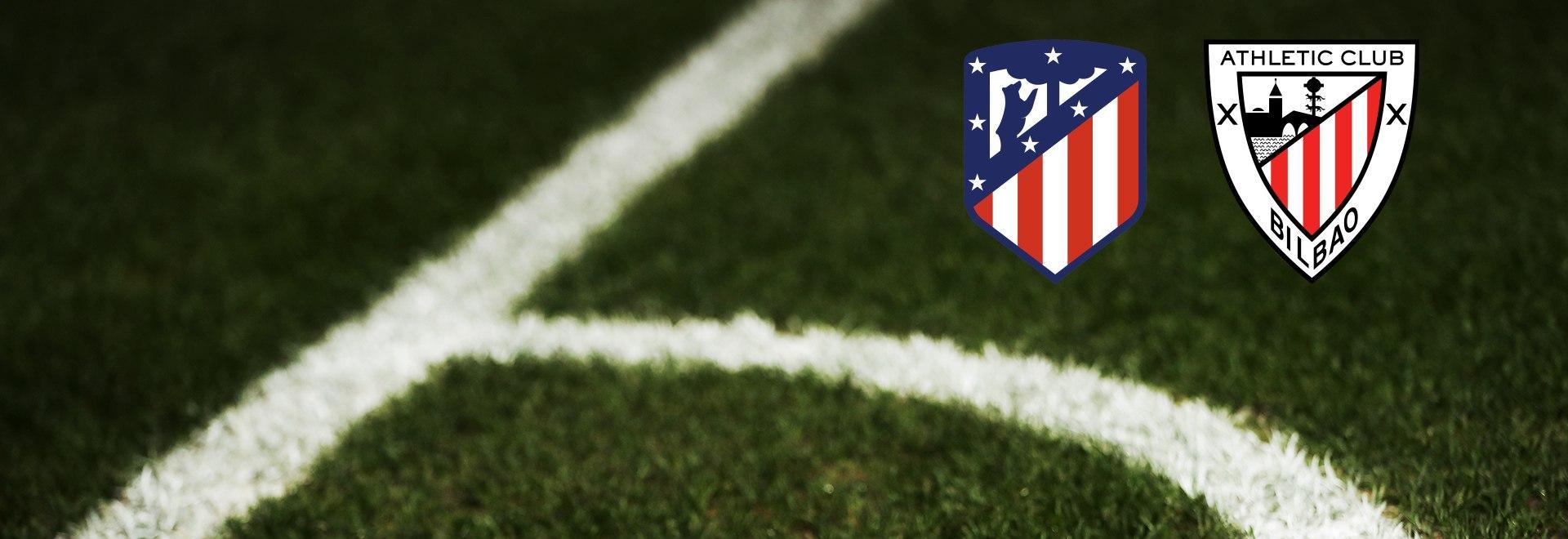 Atletico Madrid - Athletic B. 18a g.