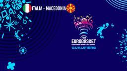 Italia - Macedonia