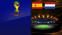 Spagna - Olanda. Gruppo B. 1a giornata