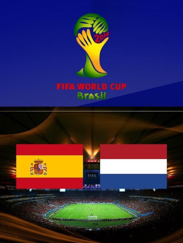 Spagna - Olanda