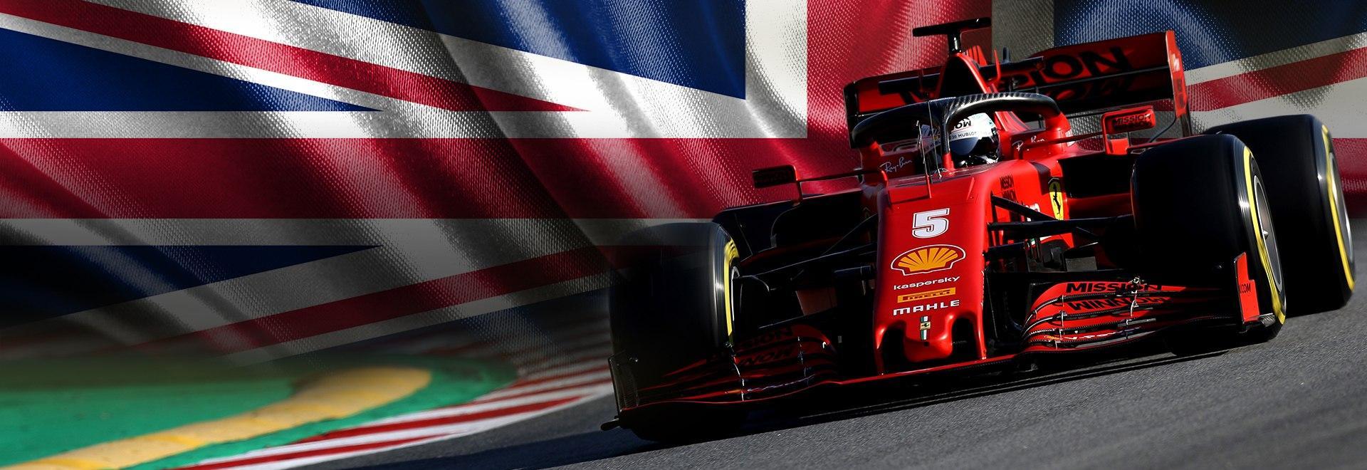 GP Gran Bretagna. PL2