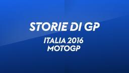 Italia 2016. MotoGP