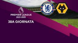 Chelsea - Wolverhampton. 38a g.