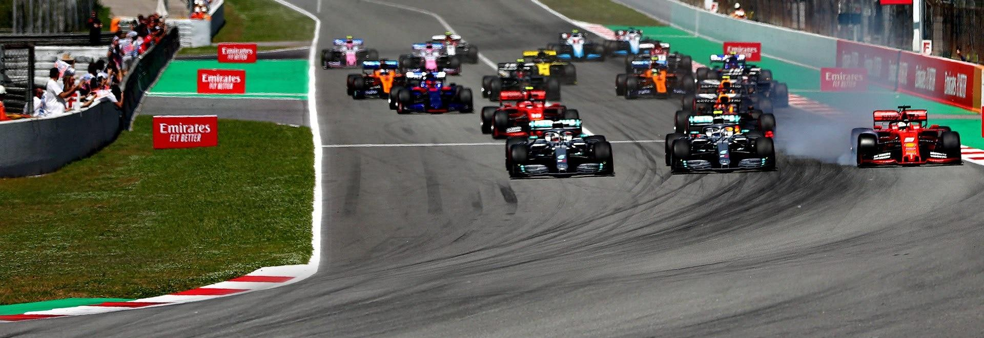 Test F1 2020