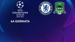 Chelsea - Krasnodar. 6a g.