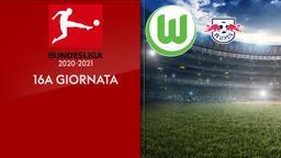 Wolfsburg - Lipsia. 16a g.