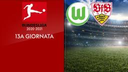Wolfsburg - Stoccarda. 13a g.