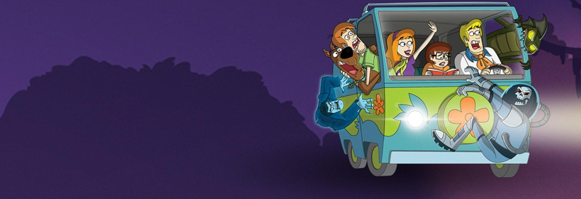 Un fantasma nella Mystery Machine