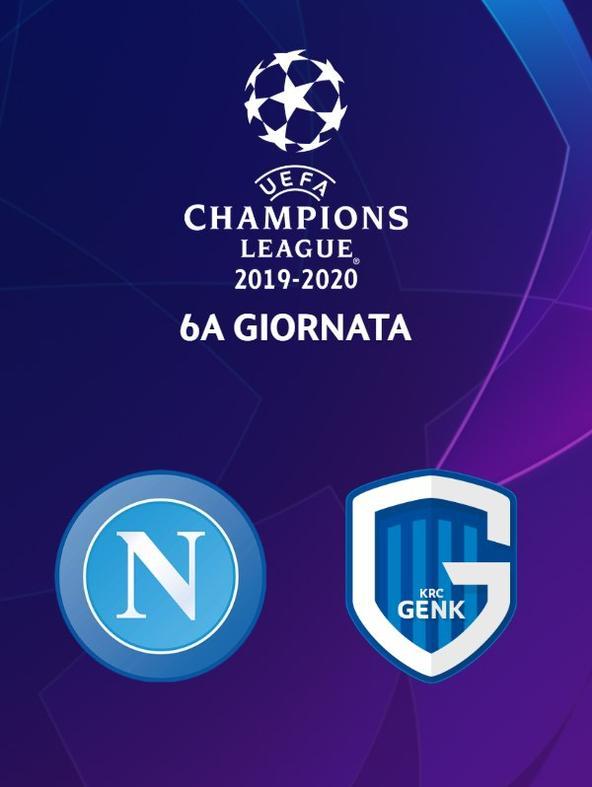 Napoli - Genk    (diretta)