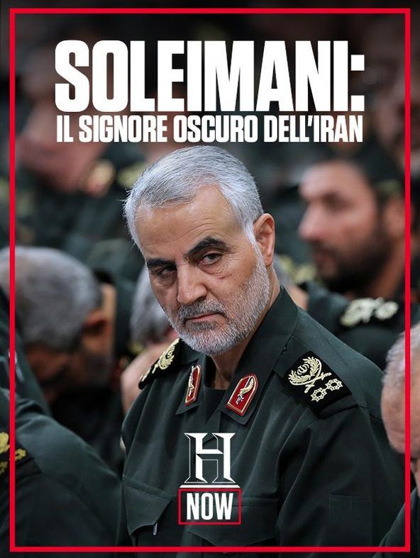 Soleimani: il signore oscuro dell'Iran