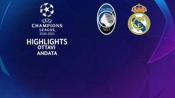 Atalanta - Real Madrid