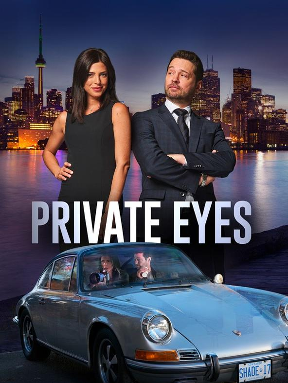 S2 Ep17 - Private Eyes