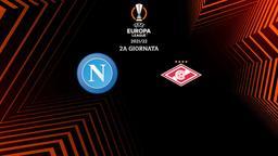 Napoli - Spartak Mosca