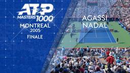 Agassi - Nadal. Finale
