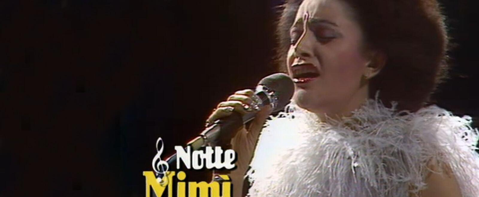 Notte mimi' '99