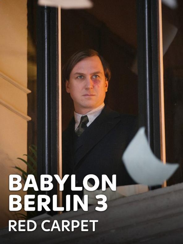 Babylon Berlin 3 - Red Carpet