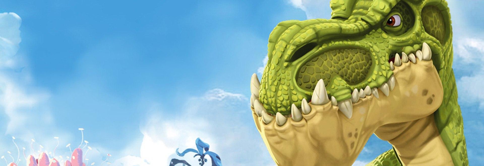 Gigantosaurus - Stag. 1 Ep. 16 - Ti sfidiamo Giganto / Il banchetto notturno di Bill