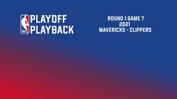 2021: Mavericks - Clippers