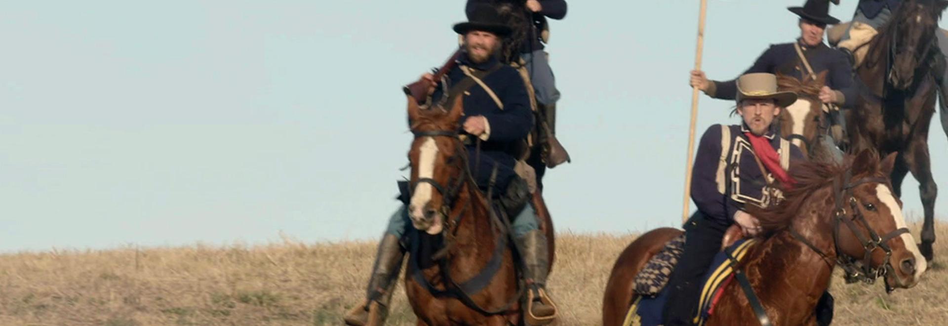 L'oro del generale Custer