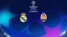 Real Madrid - Shakhtar Donetsk