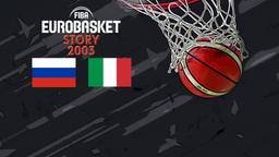 1999: Russia - Italia. Quarti di finale