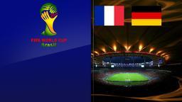 Francia - Germania. Quarti di finale