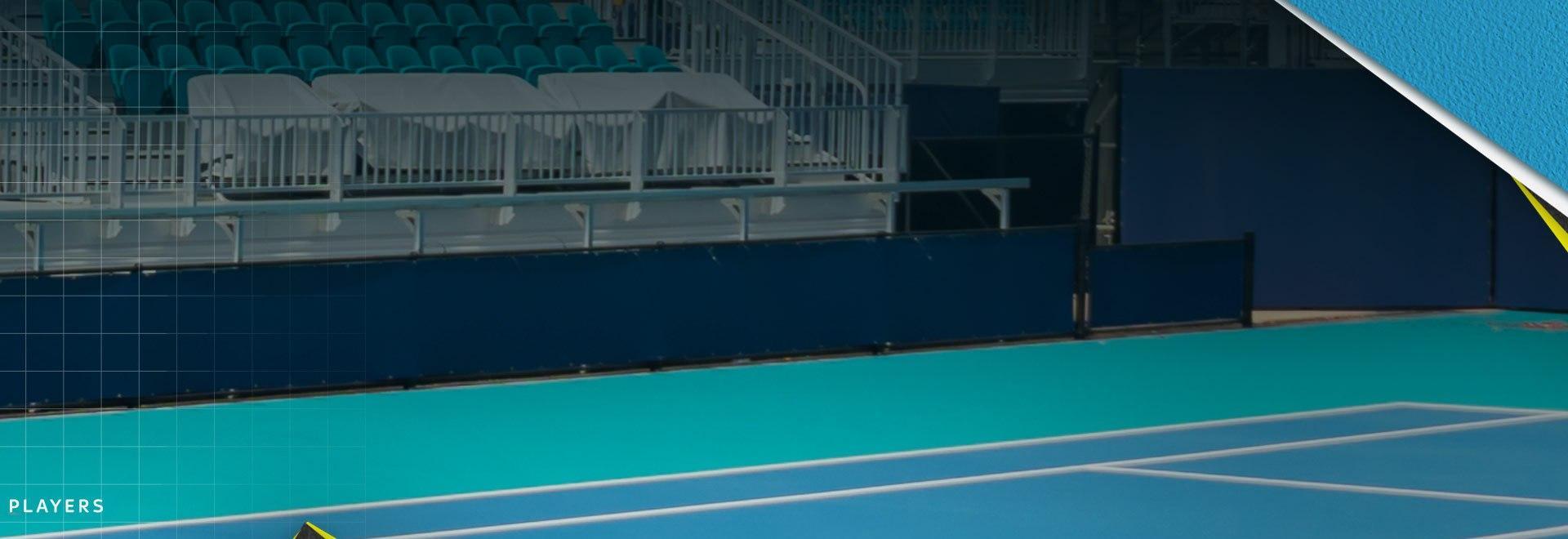 Bautista Agut - Sinner. 1a semifinale