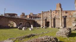 I mercati e il foro di Traiano