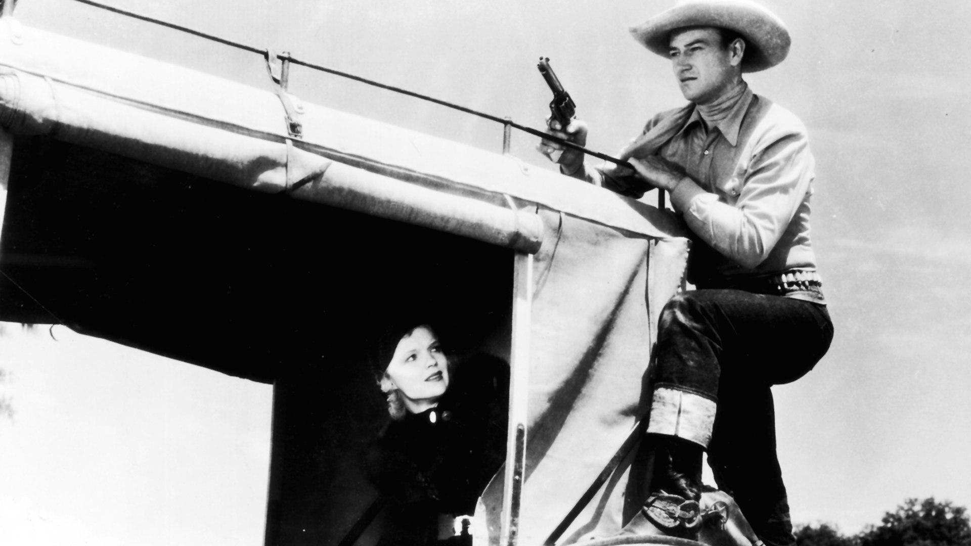 Sky Arte HD John Wayne - Il cowboy d'America